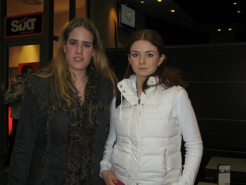 An et Lena en 2006