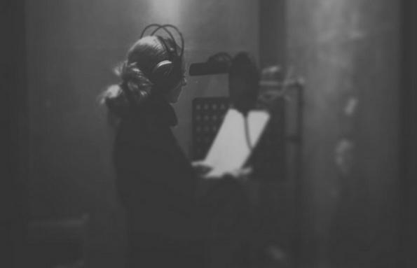 Lena à nouveau en studio !