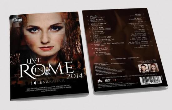 Le DVD live est désormais disponible !